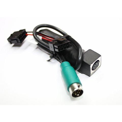 Усилитель мощности питания с коннектором 10 Pin IPB1DIN