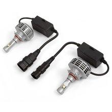 Набор светодиодного головного света UP 6HL 9005 HB3 , 3000 лм, совместим с CAN шиной  - Краткое описание