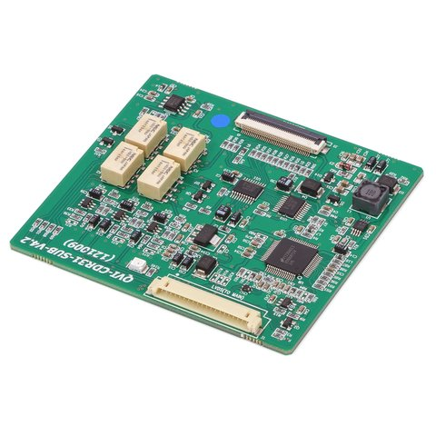 Sub Board for Video Interface for Porsche of 2010– MY with CDR 3.1 Head Unit