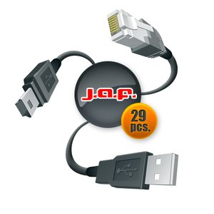 JAF Cable Set (29 pcs.)