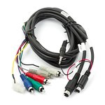 Cable for Navigation Box Connection to Rhoson Car Monitors