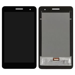 LCD for Huawei MediaPad T1 7.0 3G Tablet, (black, with touchscreen) #TV070WSM-TH0