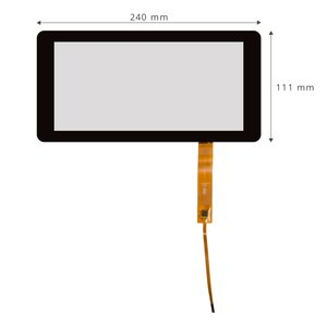 Capacitive Touch Screen for Audi A4