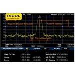 Juego de opciones de software RIGOL AMK-DSA800 (código de activación) para RIGOL DSA800