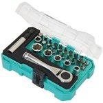 Juego de puntas de destornillador y llaves de vaso intercambiables Pro'sKit SD-2318M