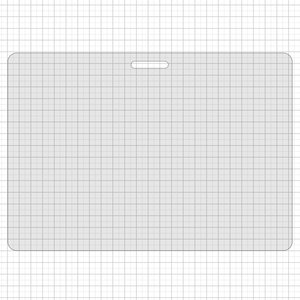 Vidrio de protección templado All Spares para tablet PC Samsung N8000 Galaxy Note, N8010 Galaxy Note, P5100 Galaxy Tab2 , P5110 Galaxy Tab2 , 0,26 mm 9H