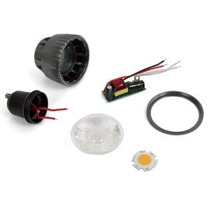 Комплект для сборки светодиодной лампы TN-A72 5 Вт (теплый белый, GU10)