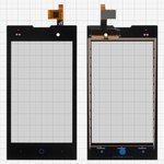 Сенсорный экран для мобильного телефона ZTE V815W Kis 2, черный
