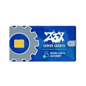 Z3X - серверные кредиты с аккаунтом для перепродажи