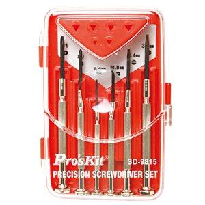 Набір прецизійних викруток Pro'sKit SD-9815
