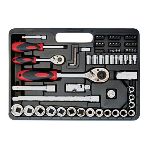 Набір інструментів INTERTOOL ET 6072 для автомобілів