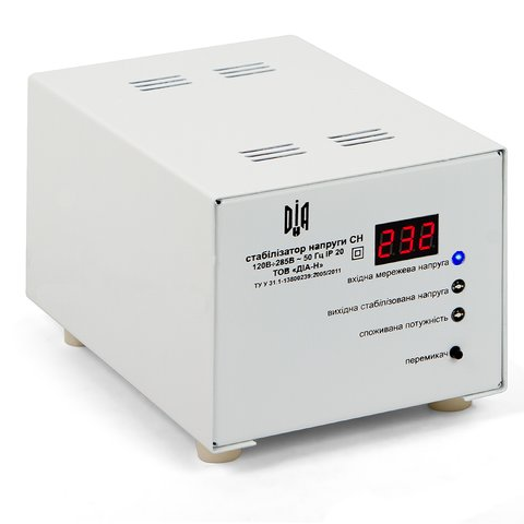 Стабилизатор напряжения ДІА-Н СН-300-x