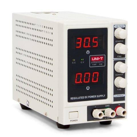 Лабораторний блок живлення UNI T UTP3315TFL