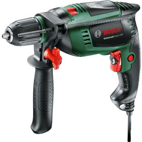 Ударний дриль Bosch UniversalImpact 800, 0603131120