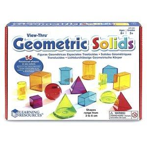 Обучающий игровой набор Learning Resources 3D-Геометрия