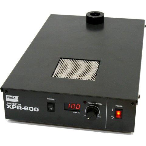 GOOT XPR 600 Preheater