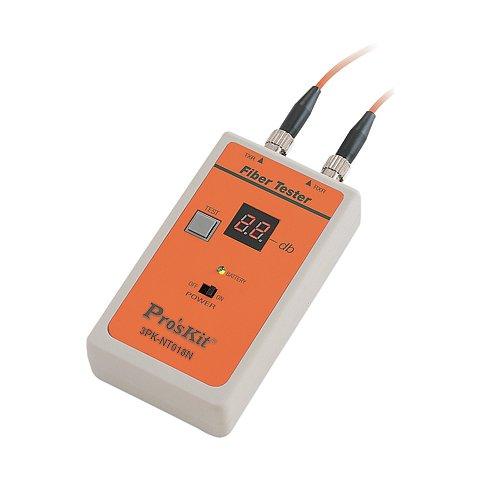 Fiber Optic Cable Tester ST Type Pro'sKit 3PK NT018N ST