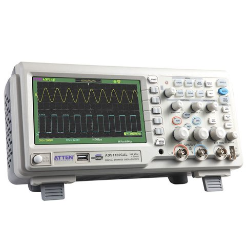 Digital Oscilloscope ATTEN ADS1102CAL+