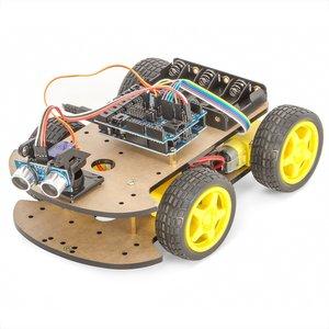 "Juguete de construcción Haitronic ""Coche robótico inteligente"""