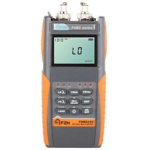 Probador de pérdidas en fibra óptica Grandway FHM2B02