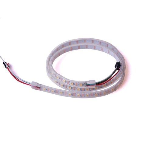 LED Strip SMD5050 SK6812 1800 7000 K, white, with controls, IP67, 5 V, 60 LEDs m, 5 m