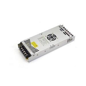 Fuente de alimentación para tiras de luces LED de 12 V, 25 A (300 W), 200-240 V